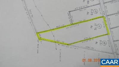 Buckingham County Lots & Land For Sale: W James Anderson Hwy