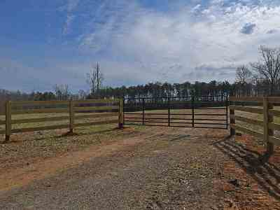 Louisa County Lots & Land For Sale: Mallorys Ford Rd