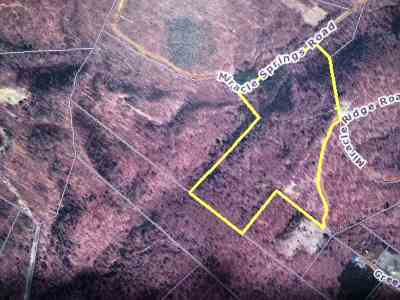 Elkton Lots & Land For Sale: Miracle Ridge Rd