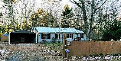 Augusta County Single Family Home For Sale: 72 Deer Trl