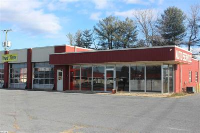 Commercial For Sale: 300 N Poplar St