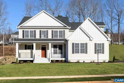 Albemarle County Single Family Home For Sale: 1847 Hyland Creek Dr