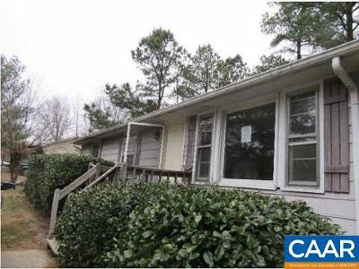 Louisa County Single Family Home For Sale: 320 Zion Rd