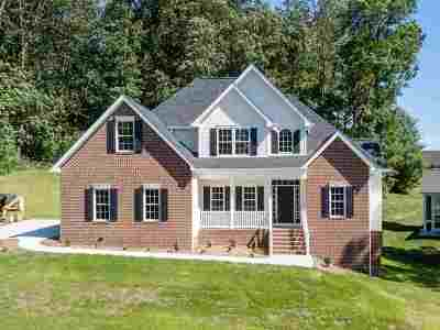 Rockingham County Single Family Home For Sale: 1644 Cumberland Dr