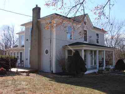 Single Family Home For Sale: 568 McDaniel Ln