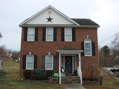 Single Family Home For Sale: 310 Quincy Ave