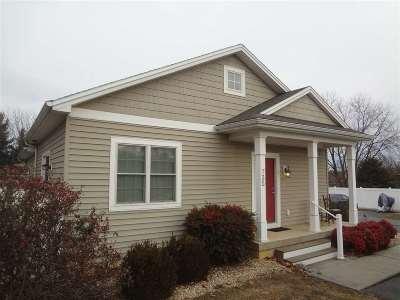 Harrisonburg Rental For Rent: 735 Foley Rd #101