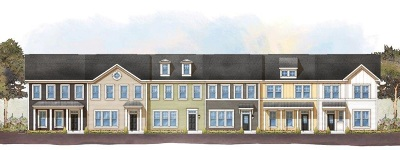 Rockingham County Townhome For Sale: 3255 Battery Park Pl