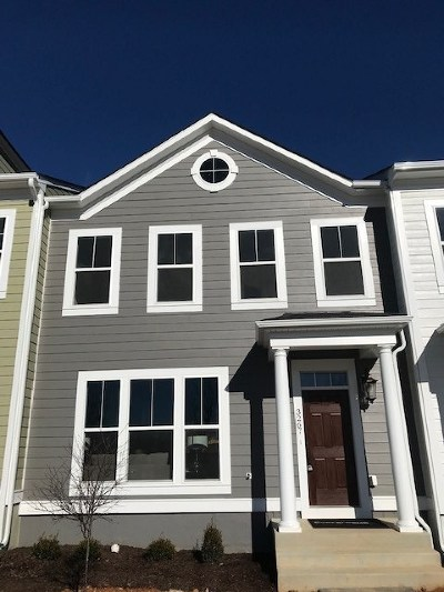 Rockingham County Townhome For Sale: 3267 Battery Park Pl