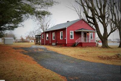 Augusta County Single Family Home For Sale: 49 Brown Ln