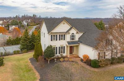 Albemarle County Single Family Home For Sale: 1269 Still Meadow Ave