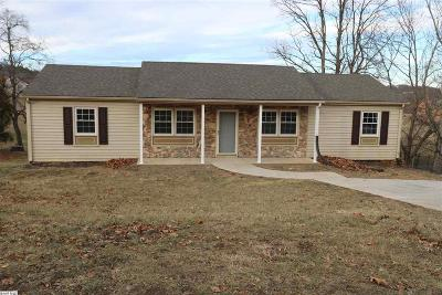 Augusta County Single Family Home For Sale: 171 Mill Stone Dr