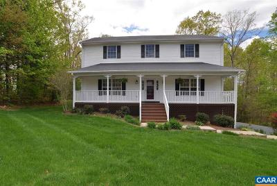 Single Family Home For Sale: 97 Willow Way Rd