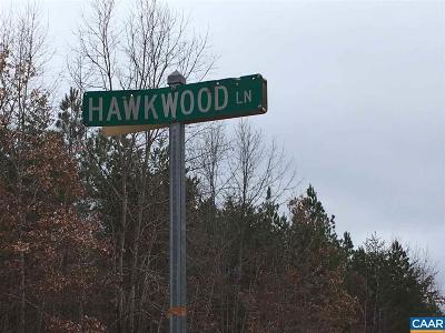 Fluvanna County Lots & Land For Sale: 1 Hawkwood Ln
