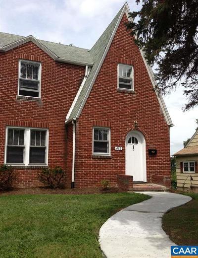 Waynesboro VA Rental For Rent: $1,100