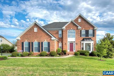 Louisa County Single Family Home For Sale: 45 Deer Run Dr