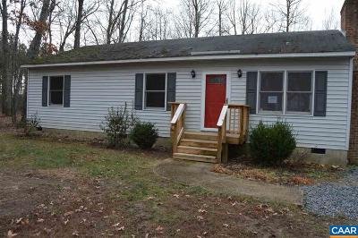 Columbia Single Family Home For Sale: 4220 Shannon Hill Rd