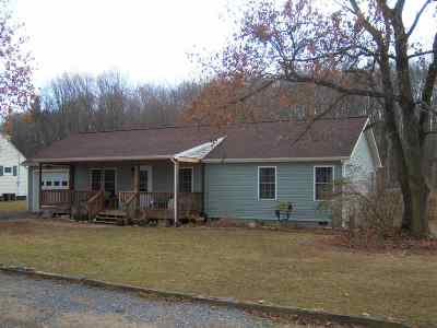 Rockingham County Single Family Home For Sale: 6921 South East Side Hwy
