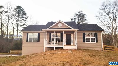 Single Family Home For Sale: 2235 Swift Run Rd