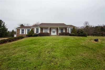 Rockingham County Single Family Home For Sale: 10737 Cook Town Rd