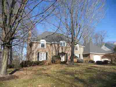 Harrisonburg Single Family Home For Sale: 215 Fairway Dr