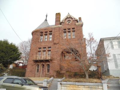 Staunton Single Family Home For Sale: 215 Kalorama St