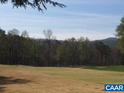 Nelson County Lots & Land For Sale: 19 Teaberry Ct
