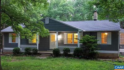 Fluvanna County Single Family Home For Sale: 102 Wagner Pl