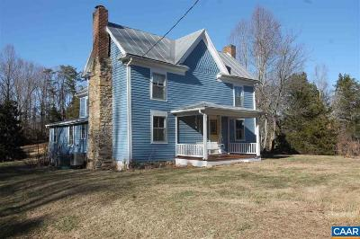Single Family Home For Sale: 400 Rose Ln