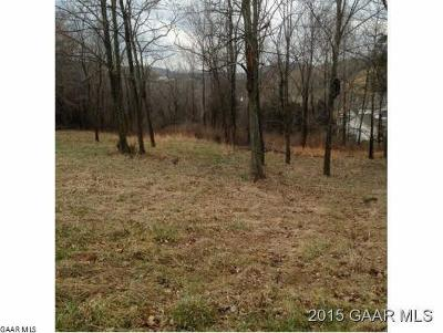 Staunton Lots & Land For Sale: 1021 Blackburn St