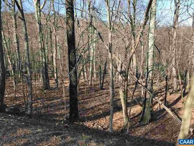 Nelson County Lots & Land For Sale: 107 Den Tree Ln