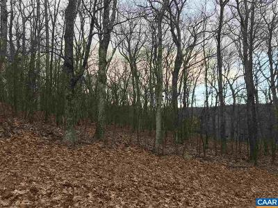 Nelson County Lots & Land For Sale: 23 North Rock Tree Ln
