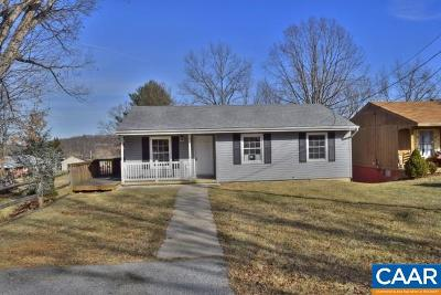 Waynesboro County Single Family Home For Sale: 1519 4th St