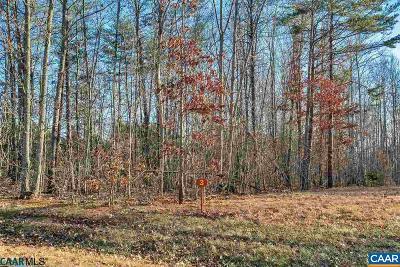 Fluvanna County Lots & Land For Sale: Lot 3 Forest Glen Ln
