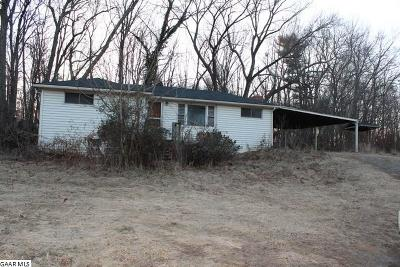 Augusta County Single Family Home For Sale: 2565 Hermitage Rd