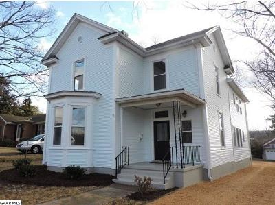 Waynesboro County Single Family Home For Sale: 556 Pine Ave