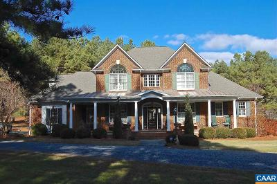 Tanyard Single Family Home For Sale: 450 Club Rd