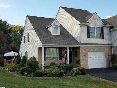 Augusta County Townhome For Sale: 31 Villa View Dr