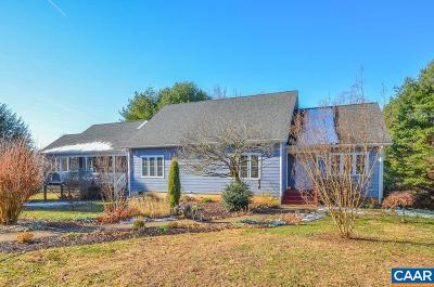 Albemarle County Single Family Home For Sale: 1230 Gardenwood Ln