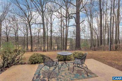 Charlottesville Single Family Home For Sale: 716 Pine Hill Ln