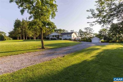 Page County Single Family Home For Sale: 176 River Hills Rd