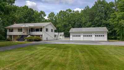 Rockingham County Single Family Home For Sale: 9930 South East Side Hwy