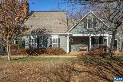 Charlottesville Single Family Home For Sale: 308 Starcrest Rd
