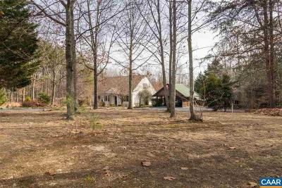 Fluvanna County Single Family Home For Sale: 240 Branch Rd