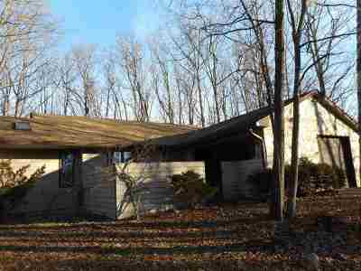 Rockingham County Single Family Home For Sale: 2715 Lanier Ln