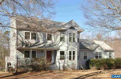 Charlottesville Single Family Home For Sale: 4064 Watts Passage