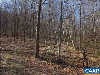Nelson County Lots & Land For Sale: 2643 Davis Creek Ln