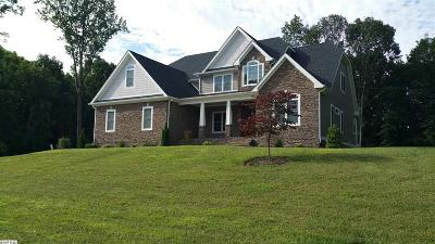 Stuarts Draft Single Family Home For Sale: 193 Jaspers Ln