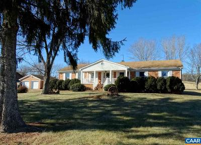 Madison County Single Family Home For Sale: 4155 West Hoover Rd