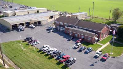 Dayton Commercial Sold: 2867 W Mosby Rd